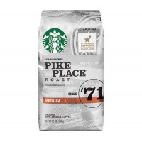 Кофе в зернах Starbucks Pike Place Roast, 340 грамм
