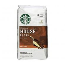 Кофе в зернах Starbucks House Blend, 1,13 кг.
