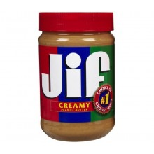 Арахисовое масло Jif Creamy, 793 гр.