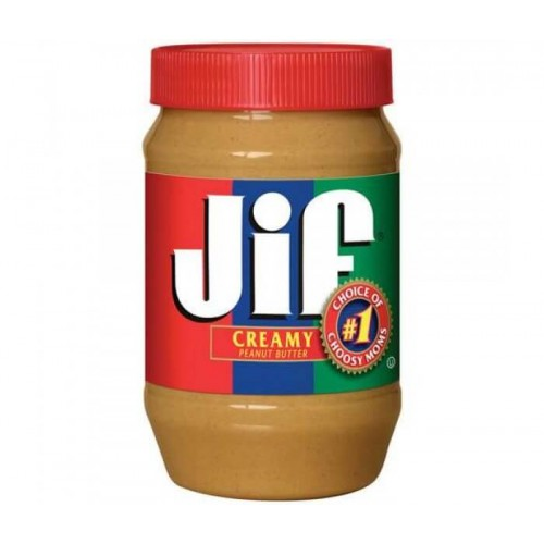 Арахисовое масло Jif Creamy, 1.13 кг.
