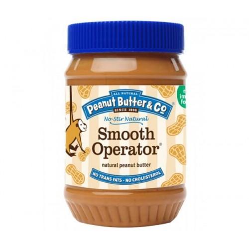 Арахисовое масло Peanut Butter & Co. Smooth Operator, 462 гр.