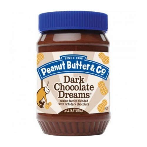 Арахисовое масло Peanut Butter & Co. Dark Chocolate Dreams, 462 гр.