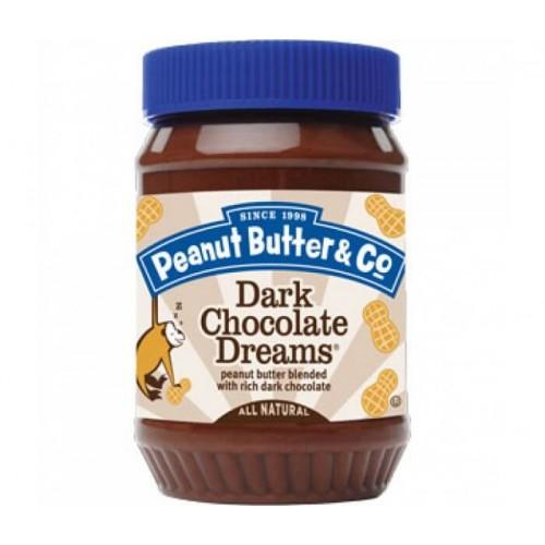Арахисовое масло Peanut Butter & Co. Dark Chocolatey Dreams, 462 гр.