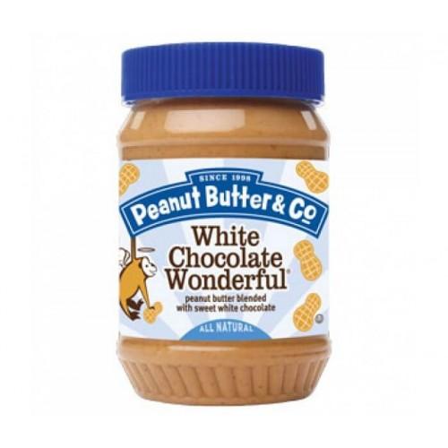 Арахисовое масло Peanut Butter & Co. White Chocolatey Wonderful, 462 гр.