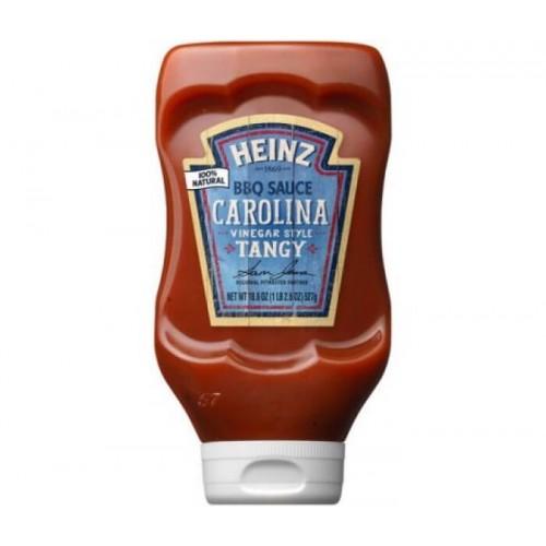 Соус барбекю Heinz BBQ Sauce Carolina Style, 527 гр.