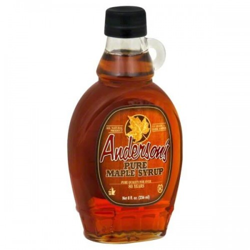 Кленовый сироп Anderson's Grade A Pure Maple Syrup, 355 мл.