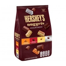 Шоколадные конфеты Hershey's Nuggets, 961 грамм