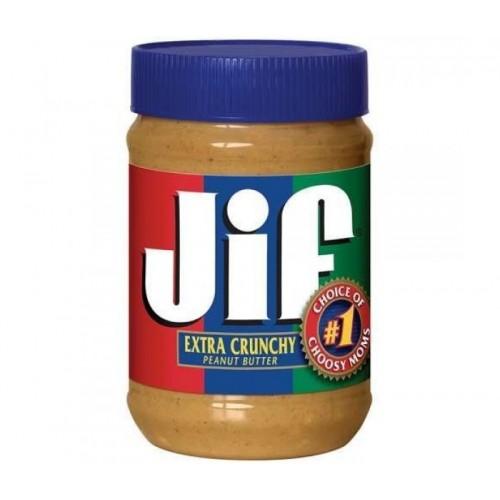 Арахисовое масло Jif Extra Crunchy, 793 гр.