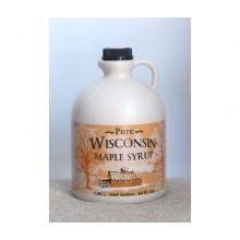 Кленовый сироп Wisconsin Pure Maple Syrup Grade B, 1.89 л.
