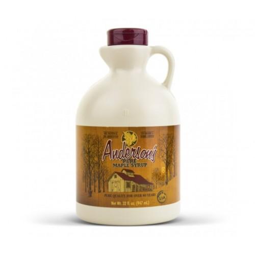 Кленовый сироп Anderson's Grade A Pure Maple Syrup, 946 мл.