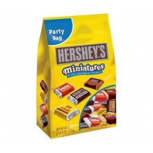 Конфеты Hershey's Miniatures Assortment, 1.13 кг.