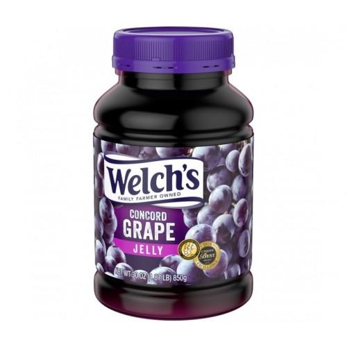 Виноградное желе Welch's Concord Grape Jelly, 850 грамм