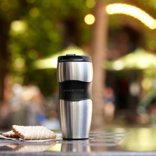 Термокружка Starbucks Stainless Steel 16 473 мл (11010925)