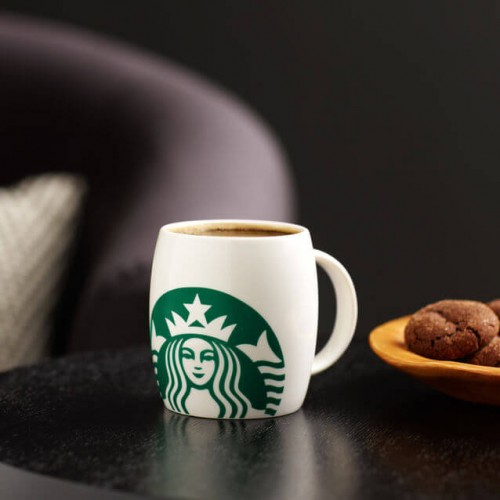 Чашка STARBUCKS Logo Mug 355 мл (11010990)