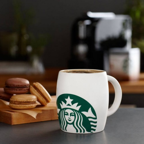 Чашка Starbucks Logo Cup 237 мл (11015681)