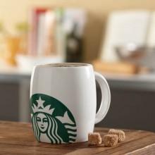 Чашка Starbucks Logo Mug 473 мл (11015684)