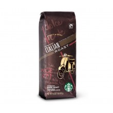 Кофе в зернах Starbucks Italian Roast, 454 грамма