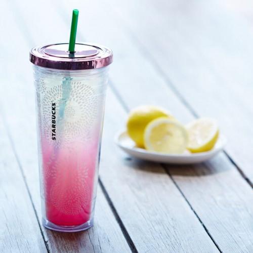 Термокружка Starbucks Blossom Design Cold Cup 710 мл (11036180)