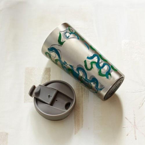 Термокружка Starbucks Green Squiggle 473 мл (11041172)