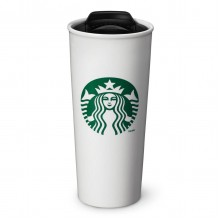 Термочашка STARBUCKS Double Wall Traveler Mug Siren 473 мл (11043702)