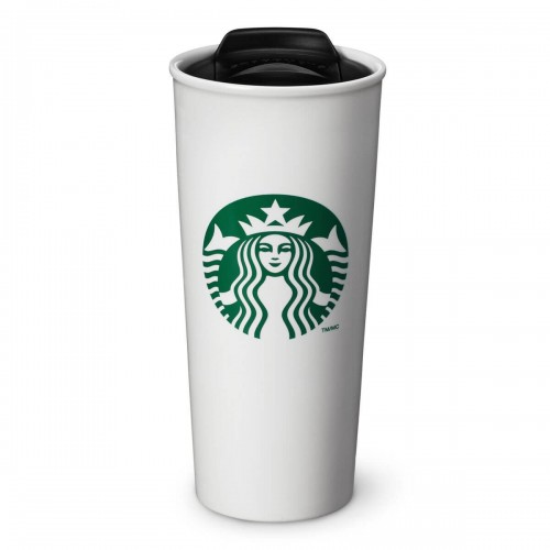 Термочашка Starbucks Double Wall Traveler Mug Siren 473 мл (11043702)