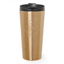 Термокружка Starbucks Gold Metal Flake 473 мл (11049981)