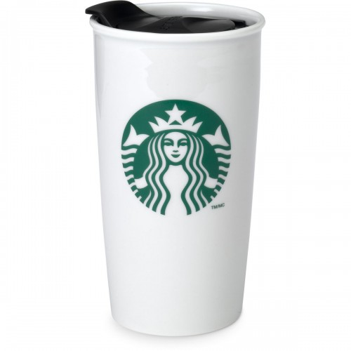 Чашка STARBUCKS Double Wall Traveler Mug Siren 355 мл (11065026)