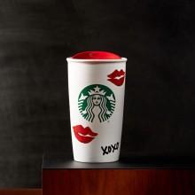 Термокружка Starbucks Lips 355 мл (11051428)
