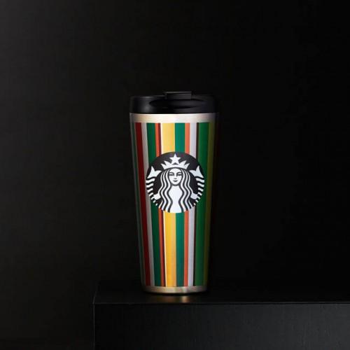 Термокружка Starbucks Stripes 473 мл (11051511)