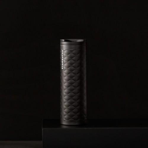 Термокружка Starbucks Quilted Black 473 мл (11051547)