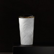 Термокружка STARBUCKS Quilted White 296 мл (11051564)
