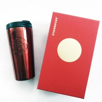 Термочашка Starbucks Embossed Red 473 мл (11051803)