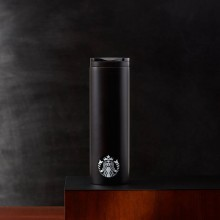 Тамблер STARBUCKS Slender Black 473 мл (11052034)