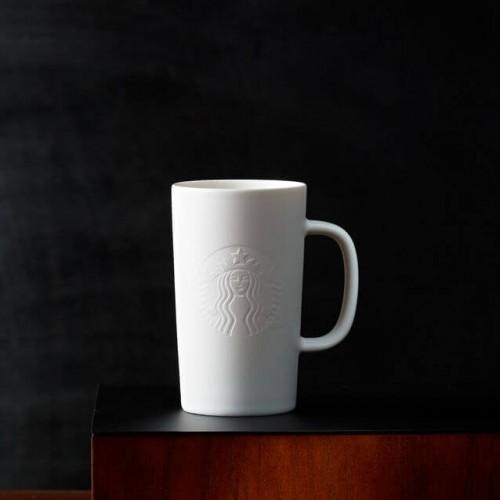 Чашка Starbucks Siren Matte White 237 мл (11052758)