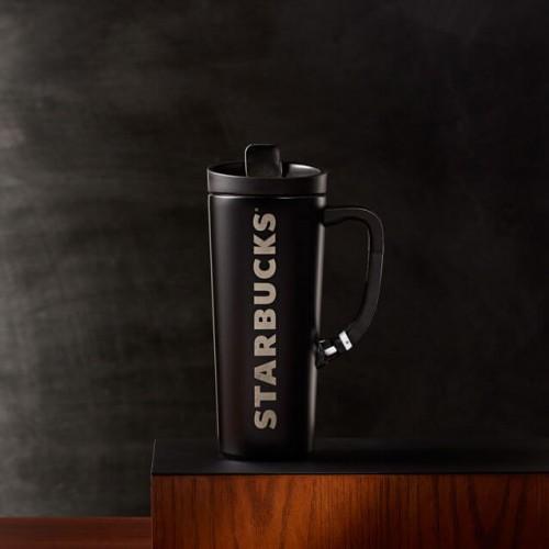 Термокружка Starbucks Clip Black 473 мл (11053033)