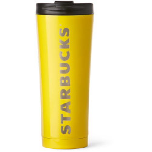 Термокружка Starbucks Phinney Yellow 355 мл (11053037)