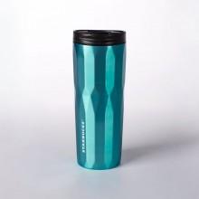 Термокружка Starbucks Faceted Aqua 473 мл (11054065)