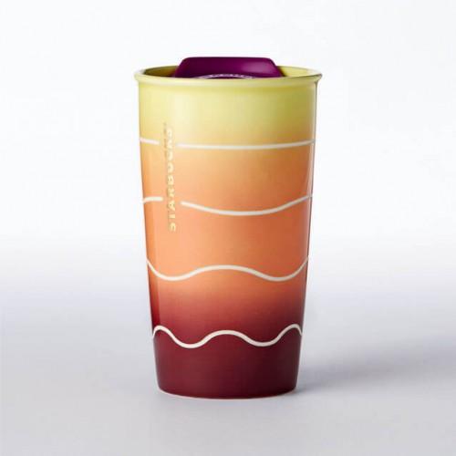 Термокружка Starbucks Gradient Sunset 355 мл (11055861)