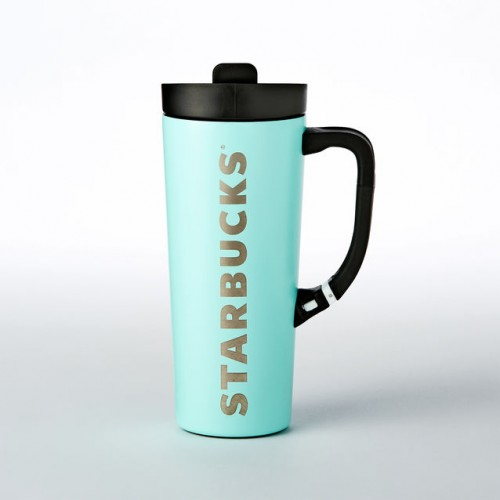 Термокружка Starbucks Clip Handle Mint 473 мл (11056286)