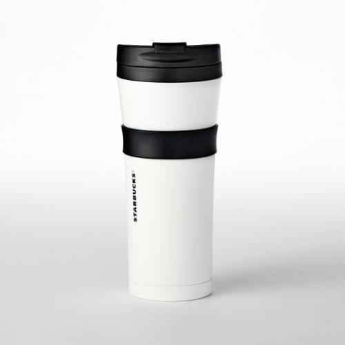 Термокружка Starbucks Grip Bright White 473 мл (11058875)