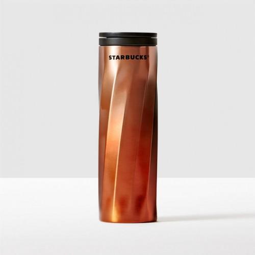 Термокружка Starbucks Swirl Orange 473 мл (11059516)