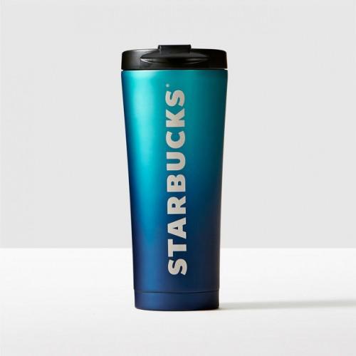 Термокружка Starbucks Ombré Blue 473 мл (11060702)