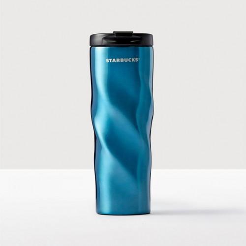 Термокружка Starbucks Swirl Blue 473 мл (11060968)
