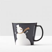 Чашка Starbucks Snowman Black 355 мл (11061539)