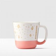 Чашка Starbucks Pink Dipped Ornaments 414 мл (11061547)
