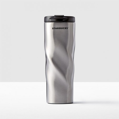 Термокружка Starbucks Swirl Silver 473 мл (11062418)