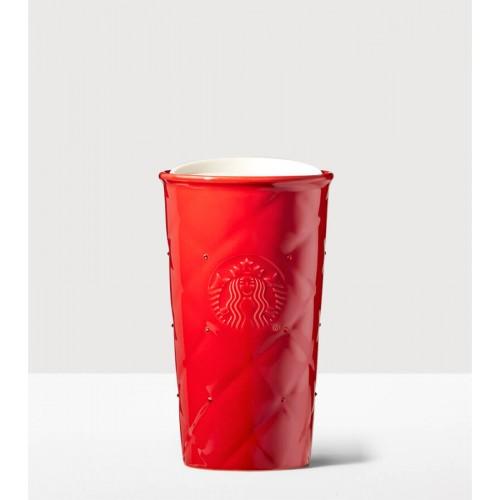 Чашка Starbucks Red Swarovski 295 мл (11062553)