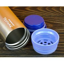 Тамблер STARBUCKS Teavana Tea Tumbler Blue 355 мл (11062872)