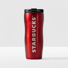 Тамблер STARBUCKS Shaped Red 355 мл (11063420)