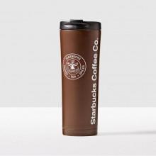 Термокружка Starbucks Heritage Brown 591 мл (11063691)